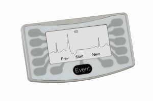 DR181 – Digital OxyHolter Recorder 3 CH