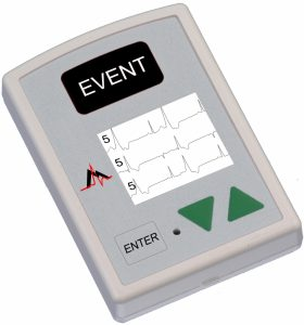 DR200HE  3 Channel Digital Holter Recorder